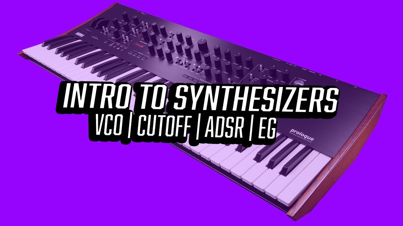 Download Intro to Synthesizers | A Beginner's Guide