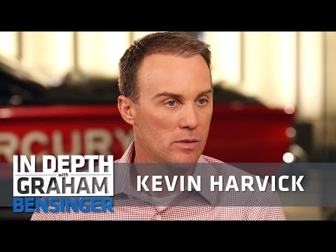 Kevin Harvick on his dad: I learned what not to do