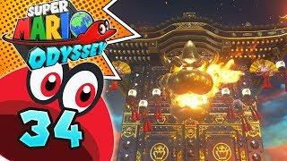 Super Mario Odyssey ITA [Parte 34 - Golden]
