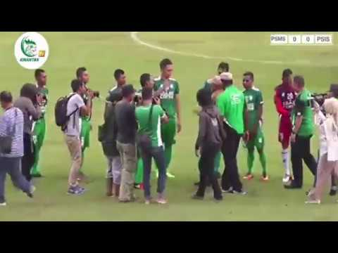 All Goal PSMS Medan vs PSIS Semarang (3-1) - Highlights & Goals