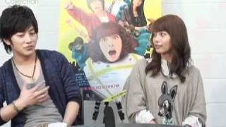 この映画に主演した相武紗季と溝端淳平に、映画について、そして恋のド...