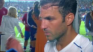 Reportér CT sport nerozumi Fabregasovi!