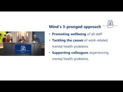 Managing mental health at work – for fire services
