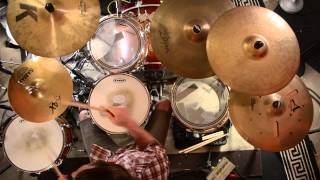Up Late by Happy Body Slow Brain percussive attempt (HD)
