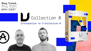 Livestream |Introduction to V-Collection 8
