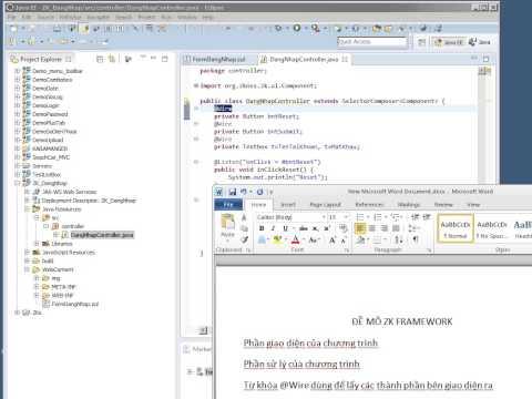 Học ZK Framework Demo - Itstudent.net