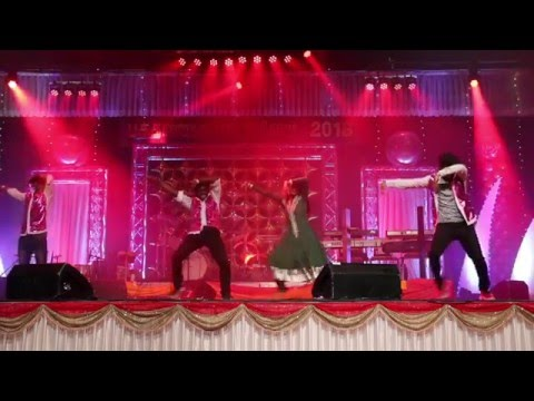 Aluma Doluma Thala Ajith Therikka Vidalama Vainment Dancers