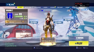 FORTNITE Saturday Night Stream Playing with Subs! (USE CODE: OUTSIDER_JR)