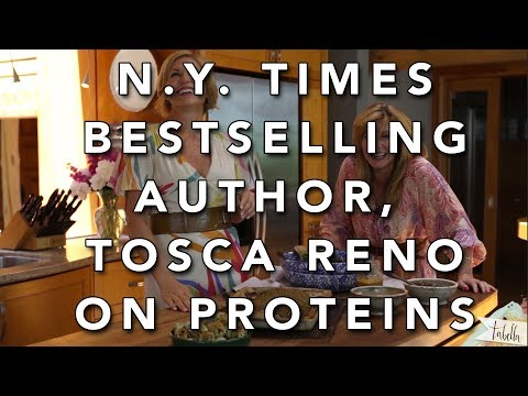 WELLNESS: Tosca Reno Loves Proteins (So do we!)