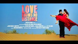 Love Knows No Distance - #jasonwedsanjali Highlights -Dubai, December 2014