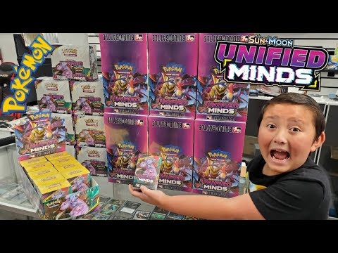 Prerelease Kit **In Hand** Free Shipping Build /& Battle Pokemon Unified Minds