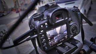 Filmen mit DSLR | Einführung | Filmlook Tutorial