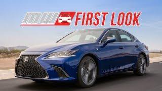 2019 Lexus ES | First Drive