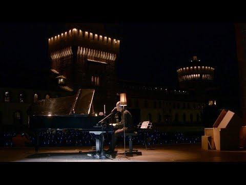 Andrea Vizzini, Milano Castello Sforzesco - PianoLink Silent Wifi Concert