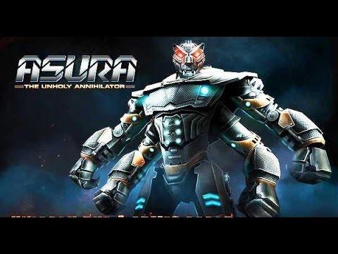Real Steel ASURA Series of fights NEW ROBOT (Живая Сталь)