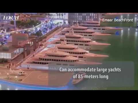 "EMAAR's FIRST BEACHFRONT Property ""DUBAI HARBOUR"""