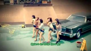 Download 4Minute - Freestyle Sub Español MV MP3 song and Music Video
