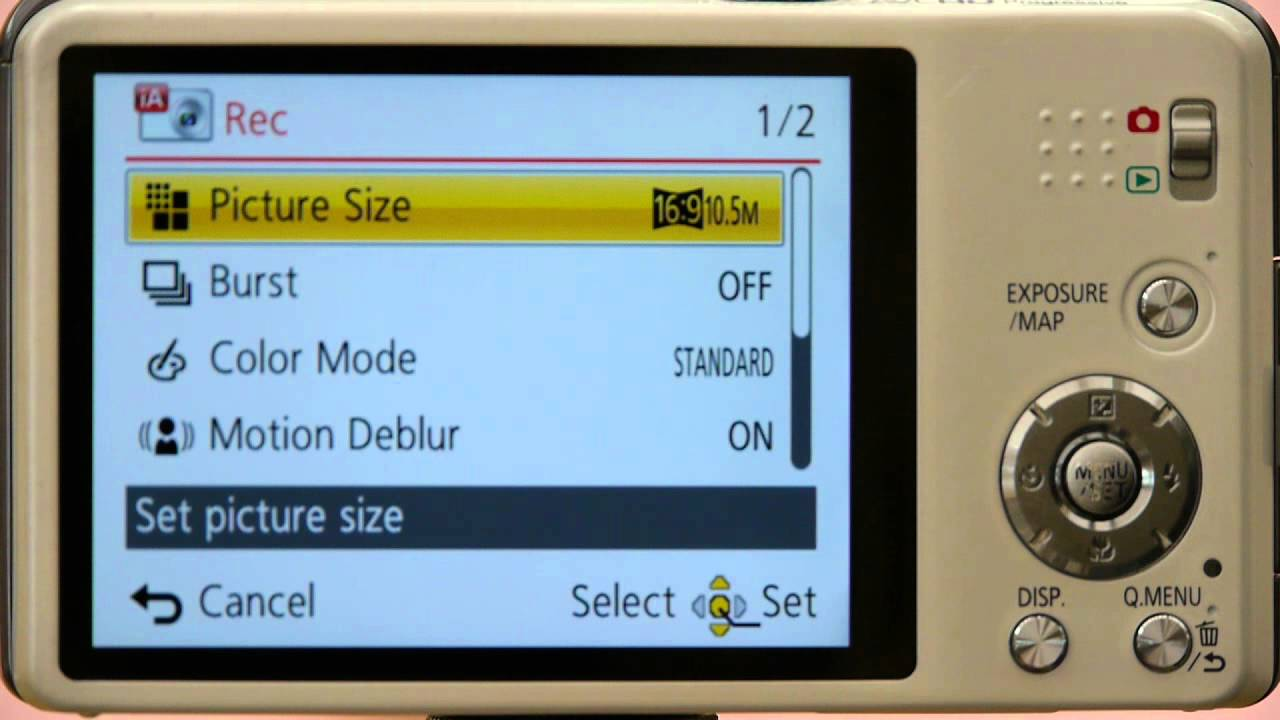 understanding the panasonic lumix tz30 zs20 introduction and rh youtube com panasonic lumix dmc-tz30 user manual download Panasonic Lumix Digital Camera