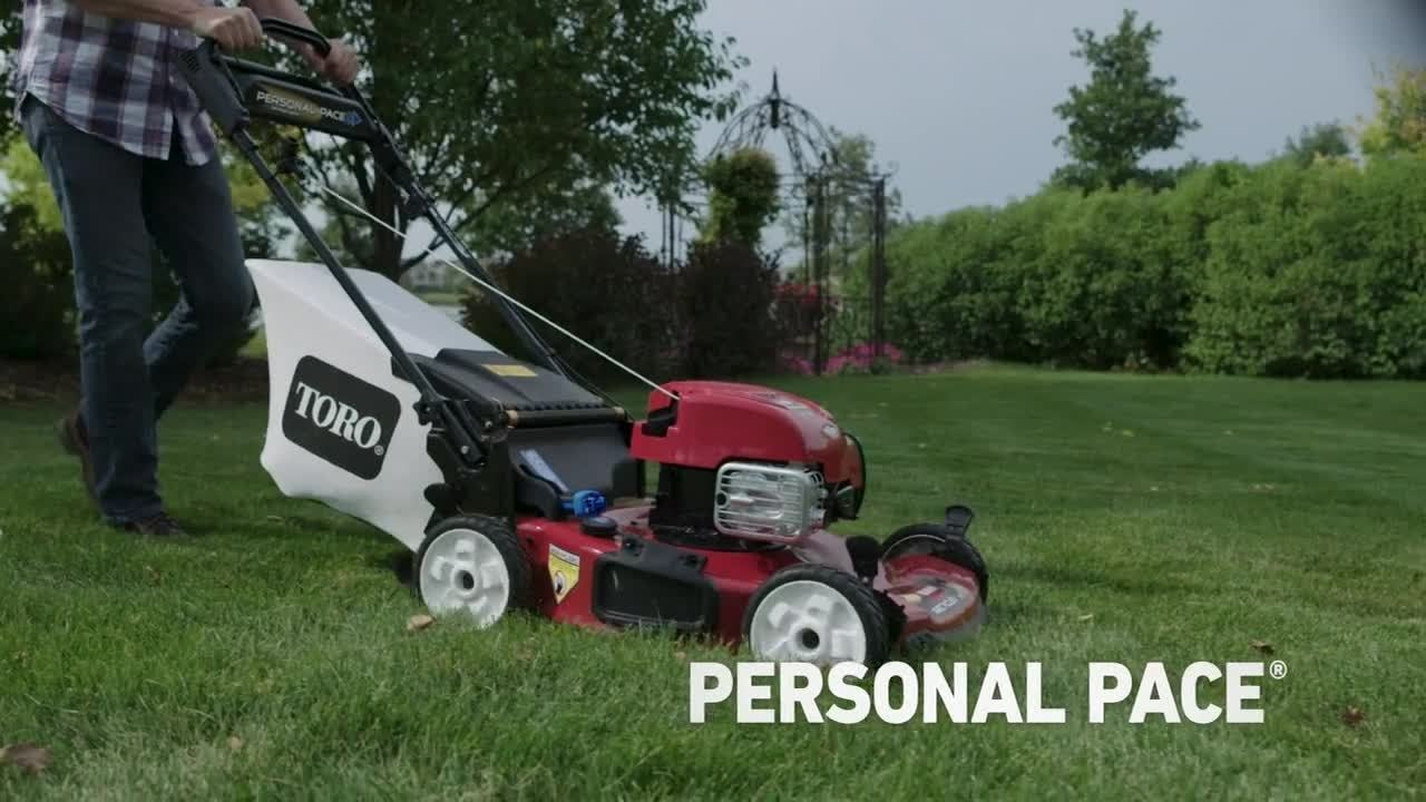 Compare All ToroR RecyclerR Lawn Mowers