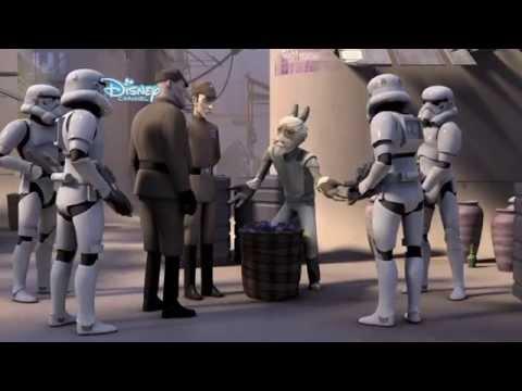 Star Wars Povstalci - První dlouhá ukázka přímo ze seriálu