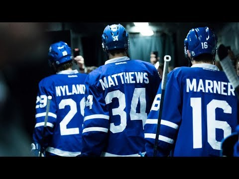 "Toronto Maple Leafs Pump Up - "" Living On A Prayer """