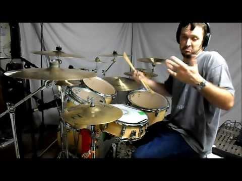 METALLICA - Fade to Black - Drum Cover