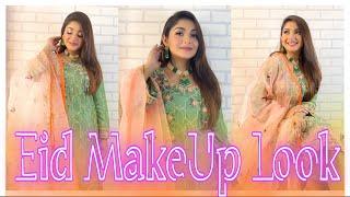 Simple Eid Makeup Look | Nusrat Jahan Ontora