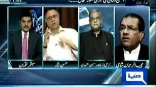 Hassan Nisar: Law Order Breakdown in Pakistan