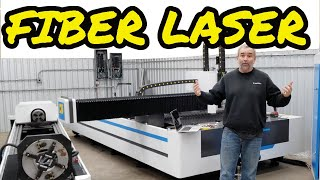 I imported a Fiber Laser Cutter From China