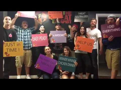 Escape Room West Palm Beach  - Family Fun Escape room Adventures