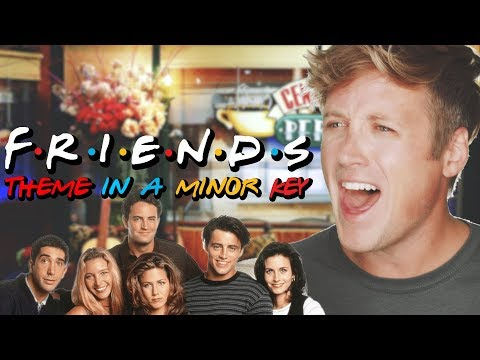 The Woody Show - The 'Friends' Theme in a Minor Key Has Greg All Tingly