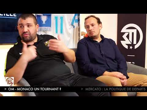 OM : GARCIA joue gros contre MONACO / Mercato : Le dégraissage de l'OM