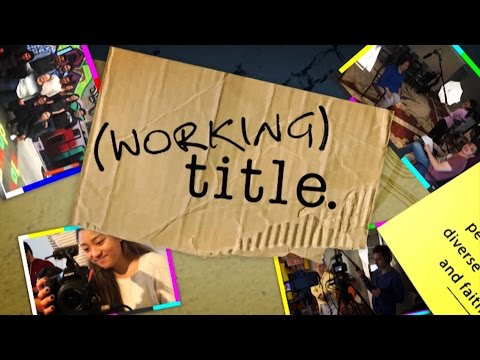 Working Title (2014) - Youth & Media Mentoring Project - Channel 31 Melbourne