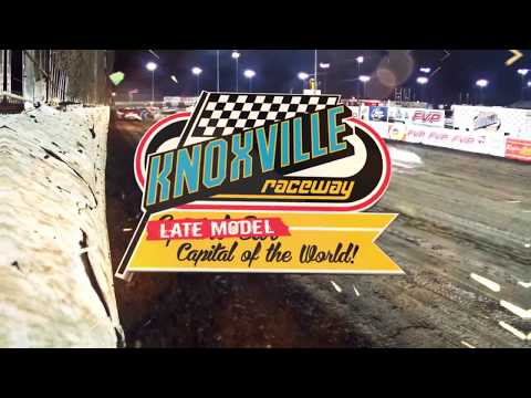 2018 Late Model Knoxville Nationals Promo!