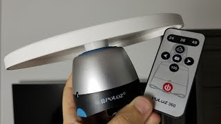 Электронная поворотная головка PULUZ Electronic 360 Degree Rotation Panoramic Tripod Head