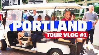 INSIDE THE AMAZING NIKE HEADQUARTERS IN PORTLAND VLOG | Vloggin' USA