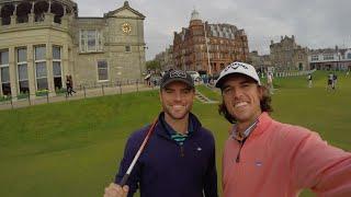 Road Hole Challenge at St Andrews | Bryan Bros Golf