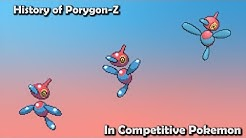 How GOOD was Porygon-Z ACTUALLY? - History of Porygon-Z in Competitive Pokemon (Gens 4-6)