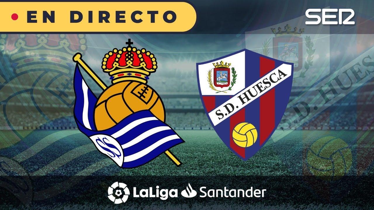 ⚽️ Real Sociedad 4 - 1 Huesca   La Liga en vivo
