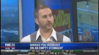 Should You Workout On An Empty Stomach Nick Parker Orlando Fitness Expert