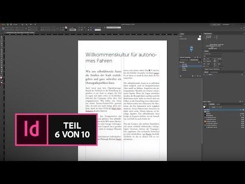 InDesign CC Basic Tutorial: Die Duden-Korrektur in InDesign CC richtig nutzen | Adobe DE