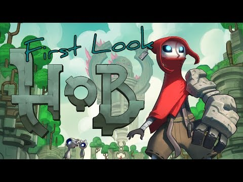 First Look at Hob New from the Creators of Torchlight