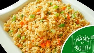 Fried Rice - Hand to Mouth