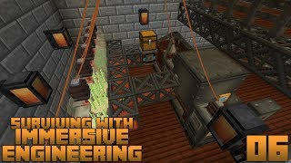 Surviving With Immersive Engineering 1.12 :: E06 - Fermenter & Squeezer