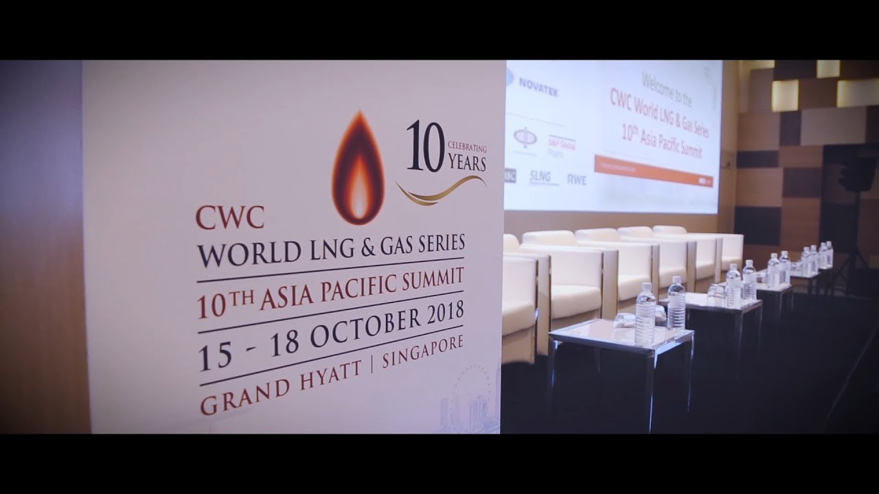 CWC World LNG & Gas Series: 12th Asia Pacific Summit