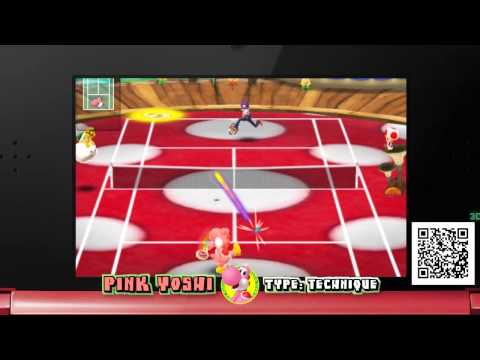 Yoshi Chase Summary - Mario Tennis Open