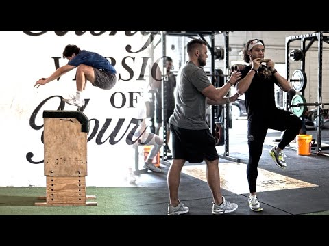 Peak Acceleration and Lower Body Training
