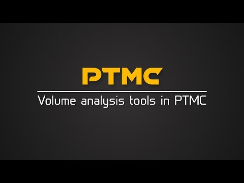 Volume Analysis Tools in PTMC platform