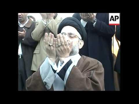 Iraqi Shiites celebrate Eid