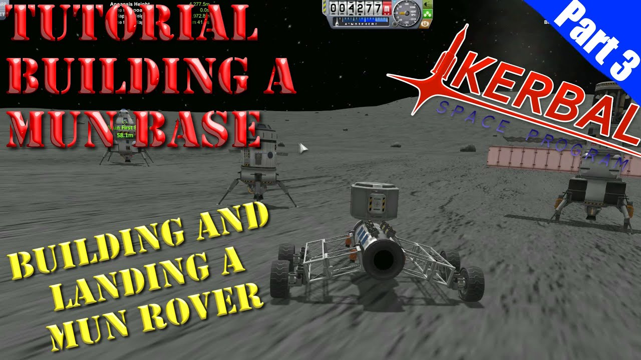 kerbal space program mun landing - photo #48